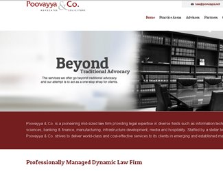Site Poovayya & Co