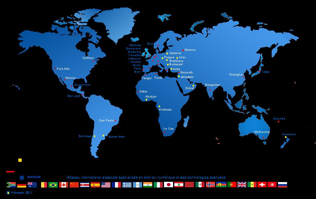Réseau international Lexing®