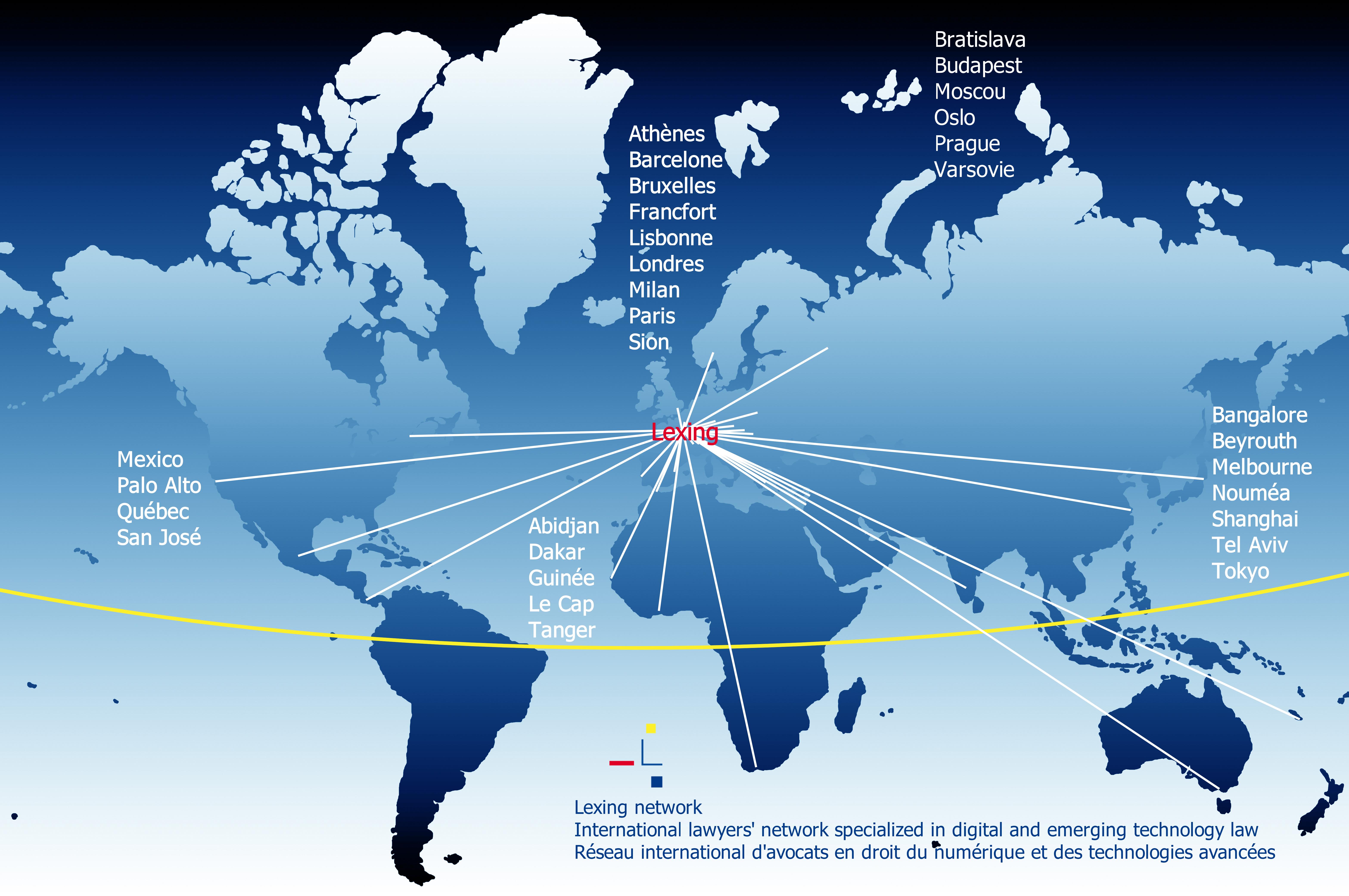 Carte réseau Lexing®